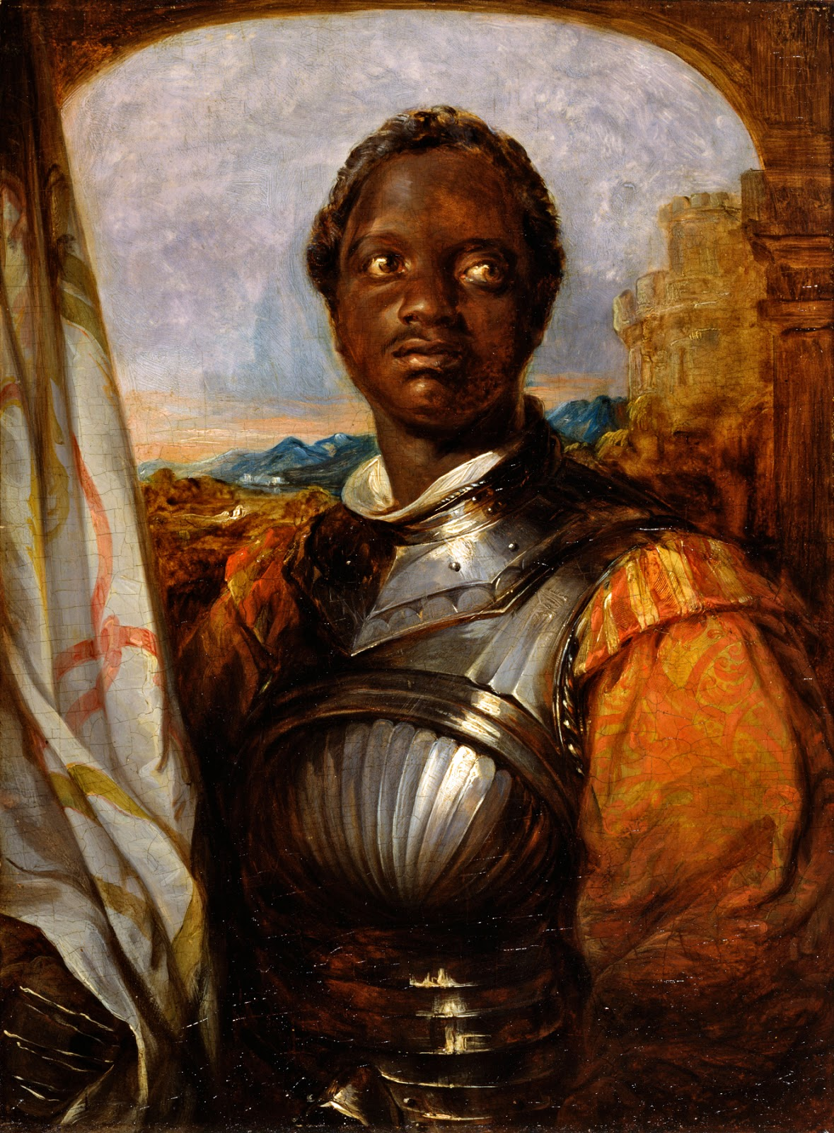 African American Bridal Makeup Tips For Wedding 2018 Images: Victorian British Painting: William Mulready