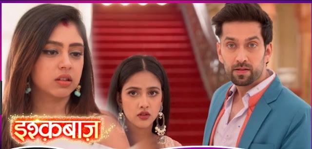 HeartBroken Twist : Shivaansh's big no to Mannat's one sided love in Ishqbaaz