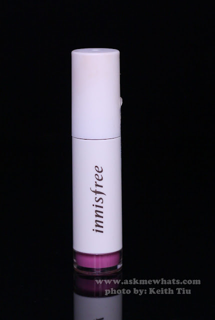 a photo of Innisfree Vivid Tint Rouge Lavender
