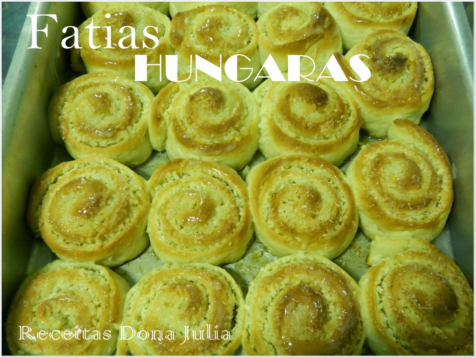 """""""Fatias hungaras"""""""