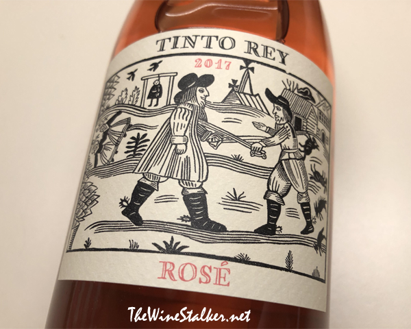 Matchbook Tinto Rey Rosé 2017