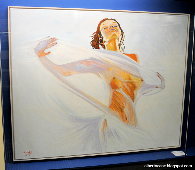 Abilityart, chi dipinge tenendo il pennello con la bocca o con i piedi