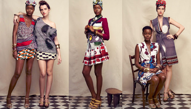 The behind stories of African Fashion trends and African Print Peplum Tops