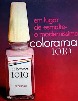 ESMALTES COLORAMA 1010