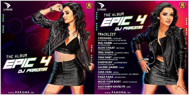 EPIC VOL.4 – DJ PAROMA
