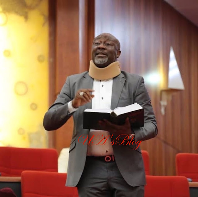 APC is sick – Dino Melaye