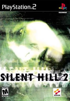 Capa-Silent Hill 2 PS2 2001Site jogo sem virus