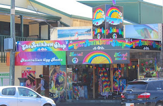 Rainbow Shop Byron Bay