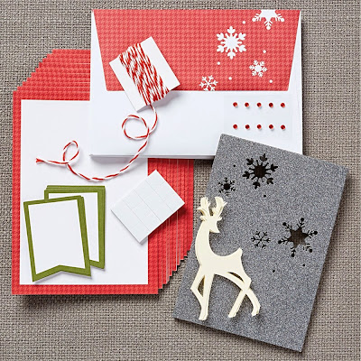 Cut Above™ Christmas Card Kit