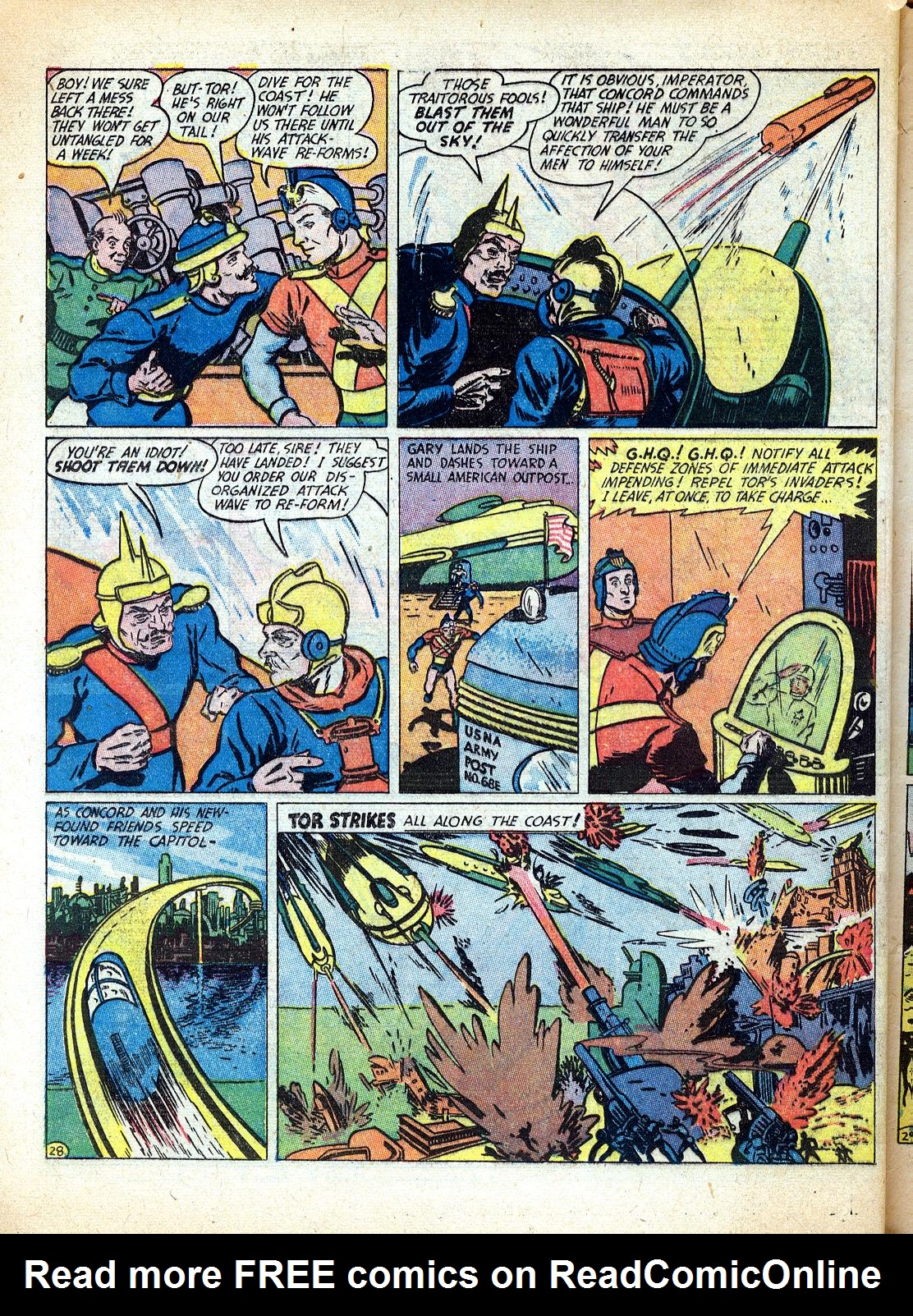 Read online All-American Comics (1939) comic -  Issue #12 - 64