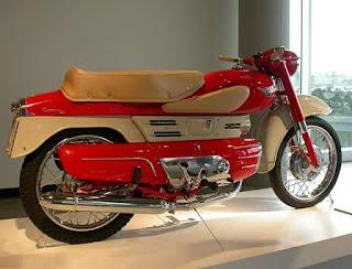 Aermacchi Chimera 1957 1960 Italian motorcycle