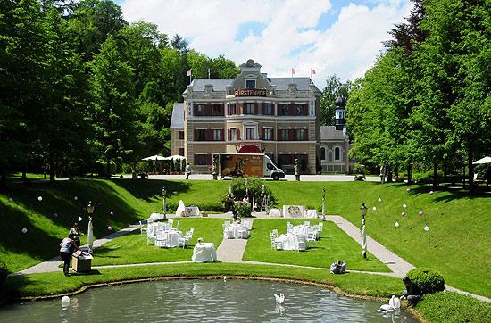 Schloss Hotel Munchen