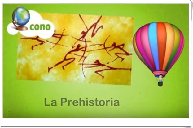 """""""La Prehistoria"""" (Vídeo de laeduteca.blogspot.com.es)"""