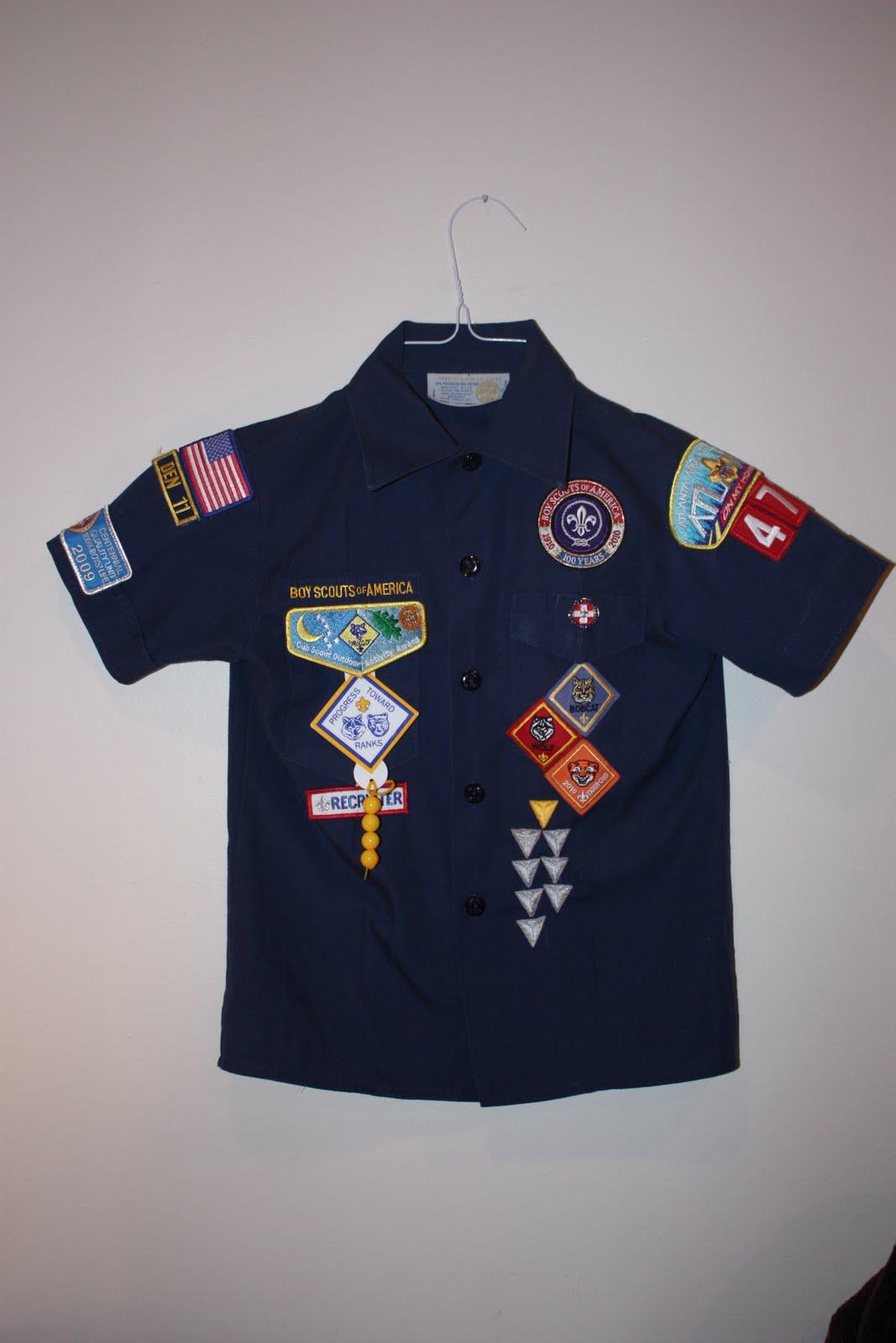 Cub Scouts Pack 471 Den 11 12 Placement Of Arrow Points