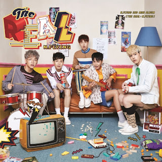 N.Flying – THE REAL: N.Flying Albümü