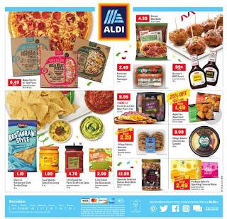 Aldi Weekly ad circular Valid Dec 24 - Dec 30, 2017