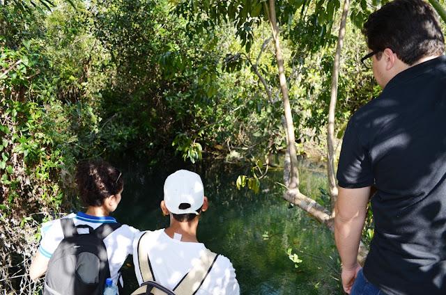 Em resposta às redes sociais, grupo promove visita ao rio Formoso, em Cocos e Jaborandi, e garante normalidade em sua vazão