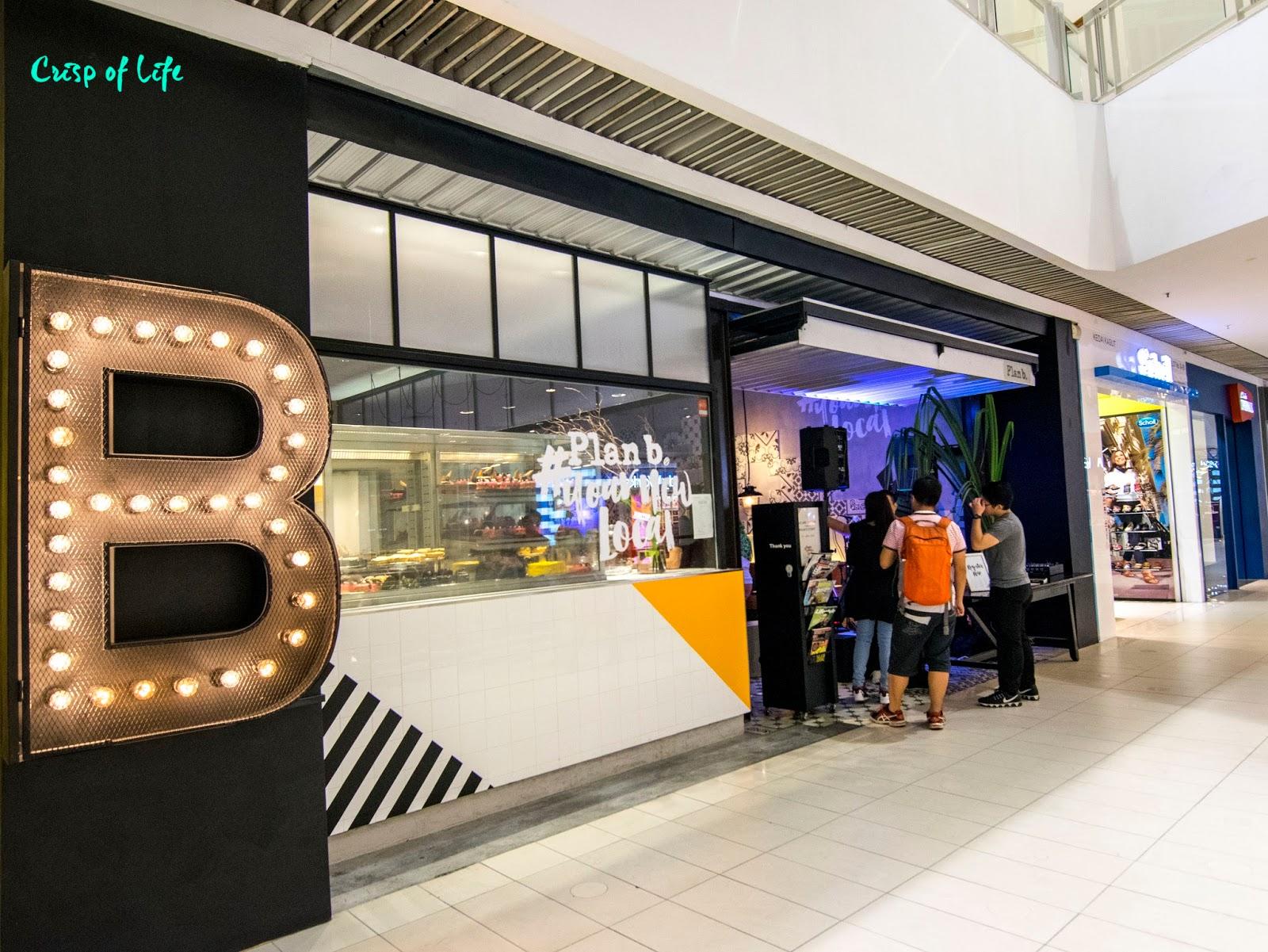 Plan B Queensbay Mall