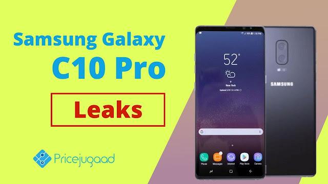 مواصفات وسعر Samsung Galaxy C10 الجديد ذو الكاميرا المزدوجة بالصور والفيديو
