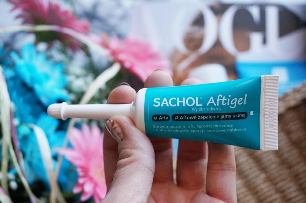 Sachol Aftigel afty zakażenia jamy ustnej