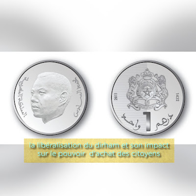Libéralisation du dirham marocain  et son impact sur le pouvoir d'achat du citoyen.