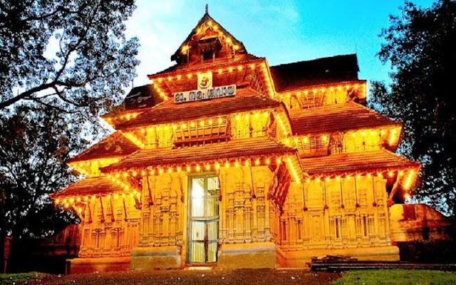 Vadakkunnathan Temple  Kerala