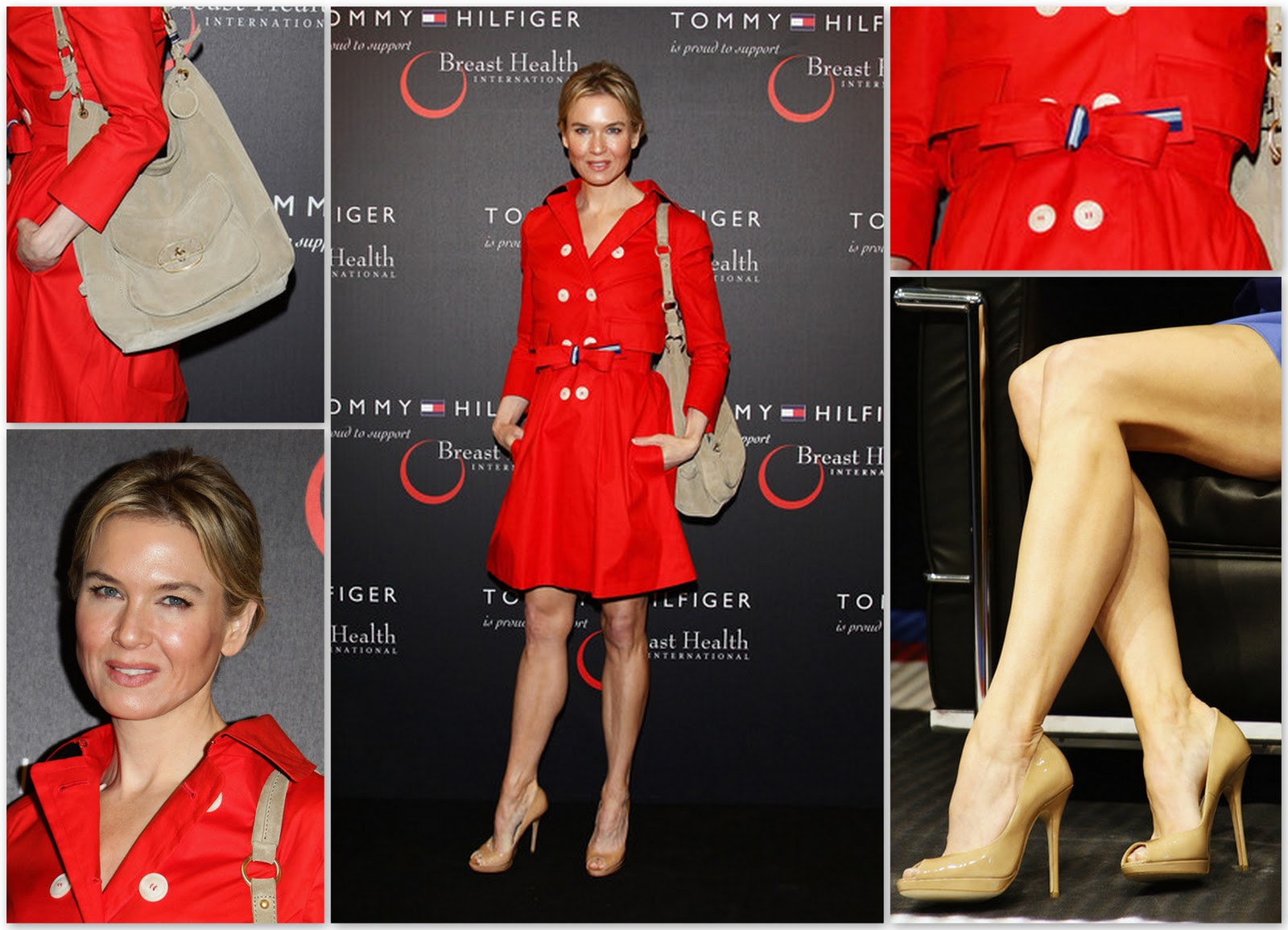 Watch EXCLUSIVE Renee Zellweger fronts Tommy Hilfiger charity campaign video