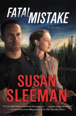 Fatal Mistake (White Knight #1) by Susan Sleeman