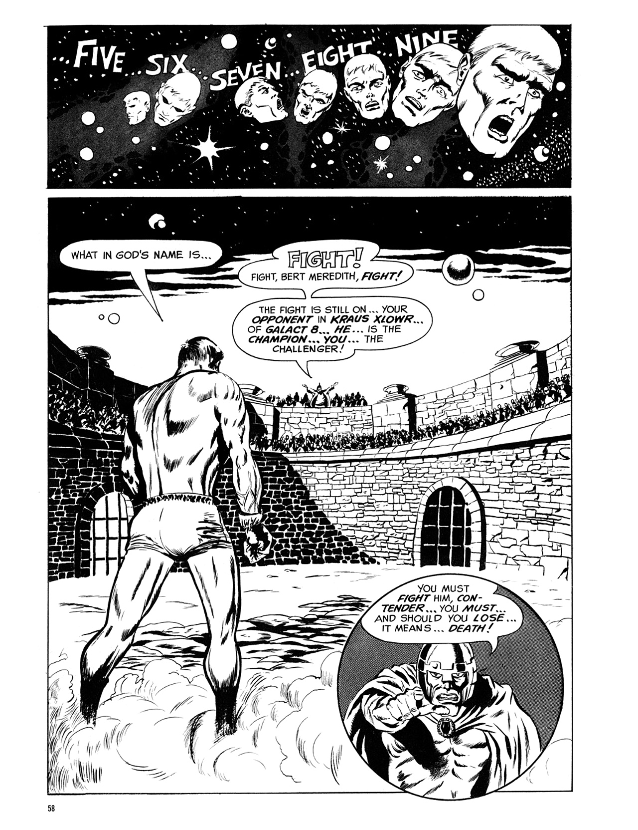 Read online Eerie Archives comic -  Issue # TPB 6 - 59