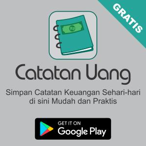 Aplikasi Catatan Uang