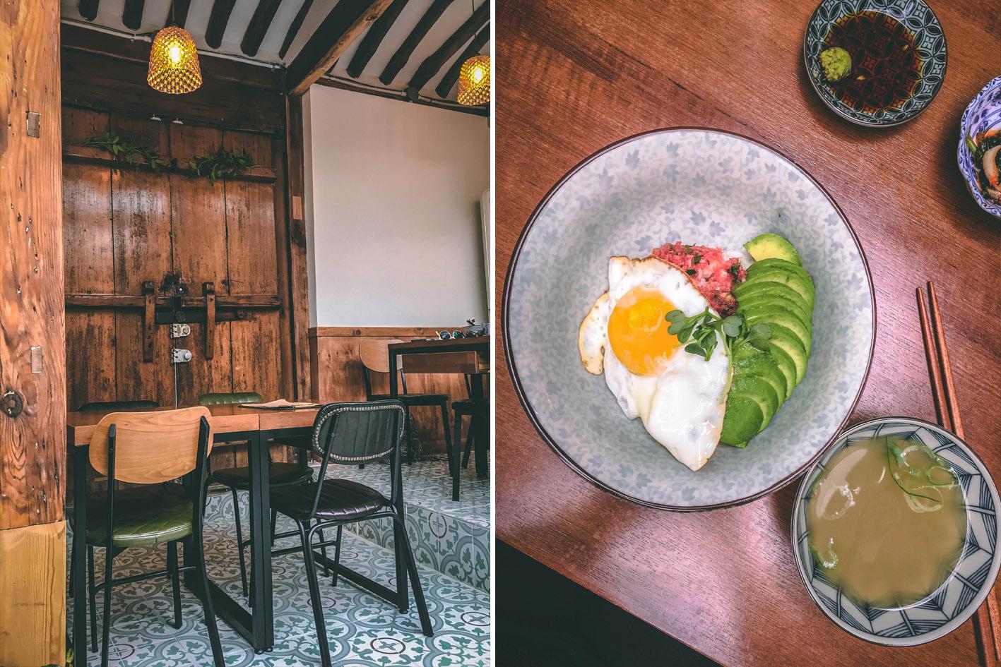 restaurant bonne adresse Séoul