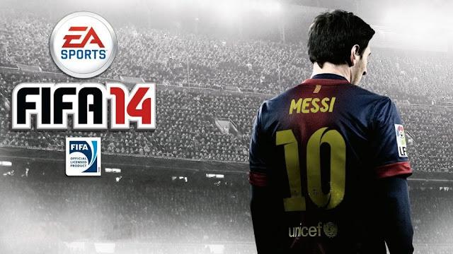 تحميل لعبة فيفا FIFA 14 جميع القوائم مفتوحة ومجانية (اخر اصدار)