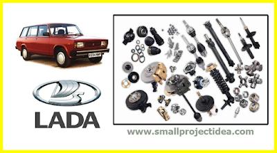 افكار مشاريع صغيرة - محل قطع غيار سيارات لادا