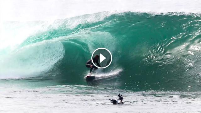 Surfing The Best Wave in San Diego