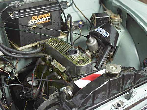 Excellent Driver 1968 Morris Minor Traveller Auto Restorationice