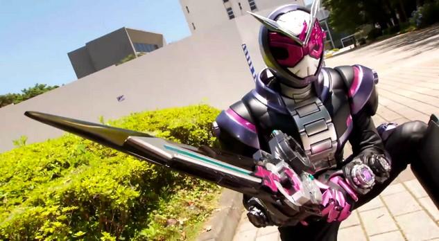 Tokutube - Menu Kamen Rider Zi-O