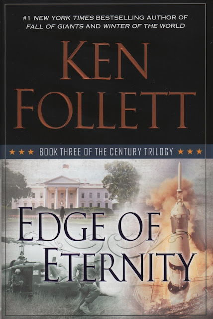 Ken Follett Edge of Eternity Century Trilogy 3