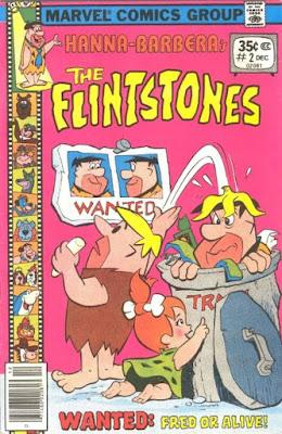 Marvel Comics' The Flintstones #2