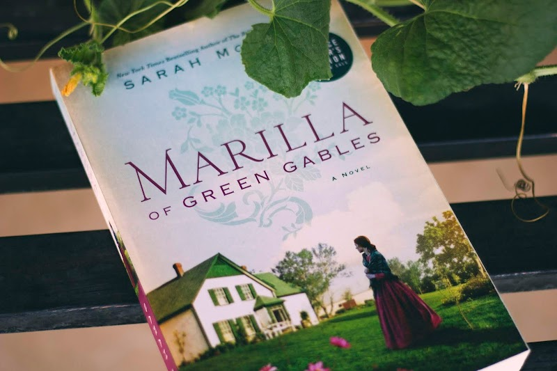 { Marilla of Green Gables by Sarah McCoy - TLC Book Tour }