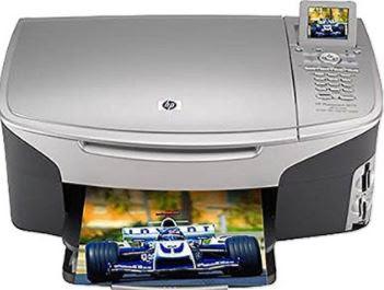 HP PSC 2550xi Photosmart Drivers & Software Download