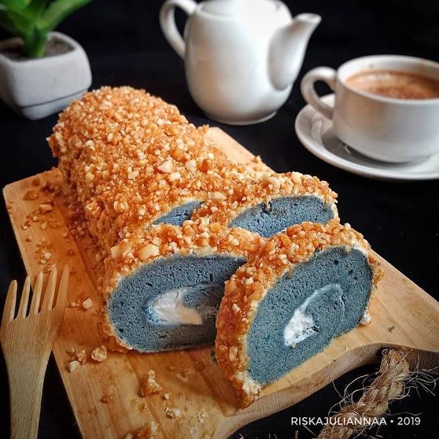 Resep Roll Cake - Bluevelvet Roll Cake