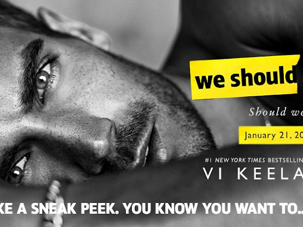 Vi Keeland - We Shouldn't {Sneak Peek}