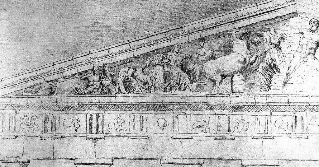 Le sculture del Partenone. Un inno al genio e alla libertà