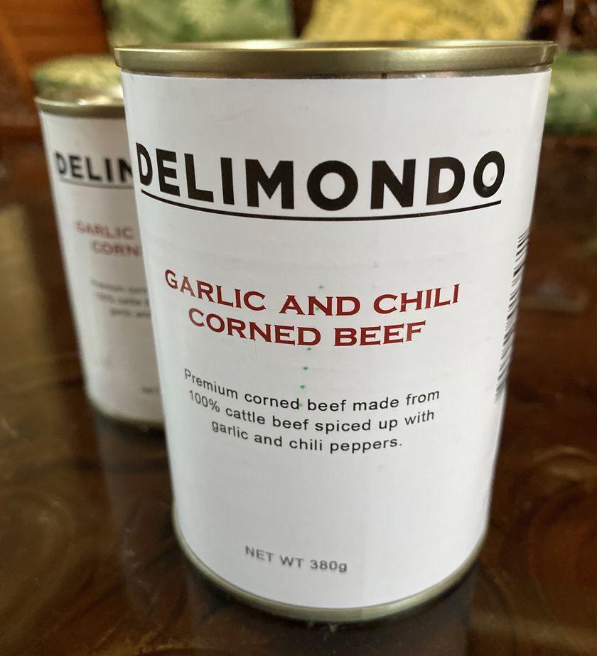 Delimondo corned beef variants