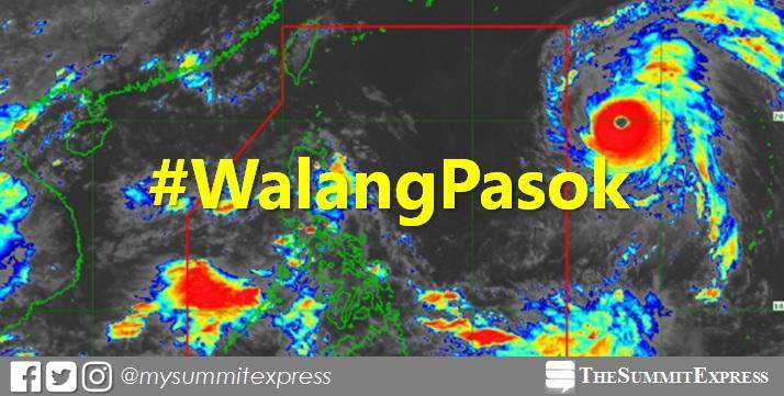 #WalangPasok: Class suspensions on Monday, July 9, 2018