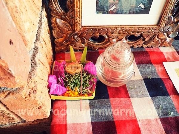 Bunga Dupa Untuk Berdoa