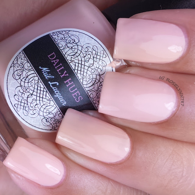 Daily Hues Lacquer Peachy Panties
