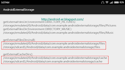 Android code sample: storage – RootAndroid org
