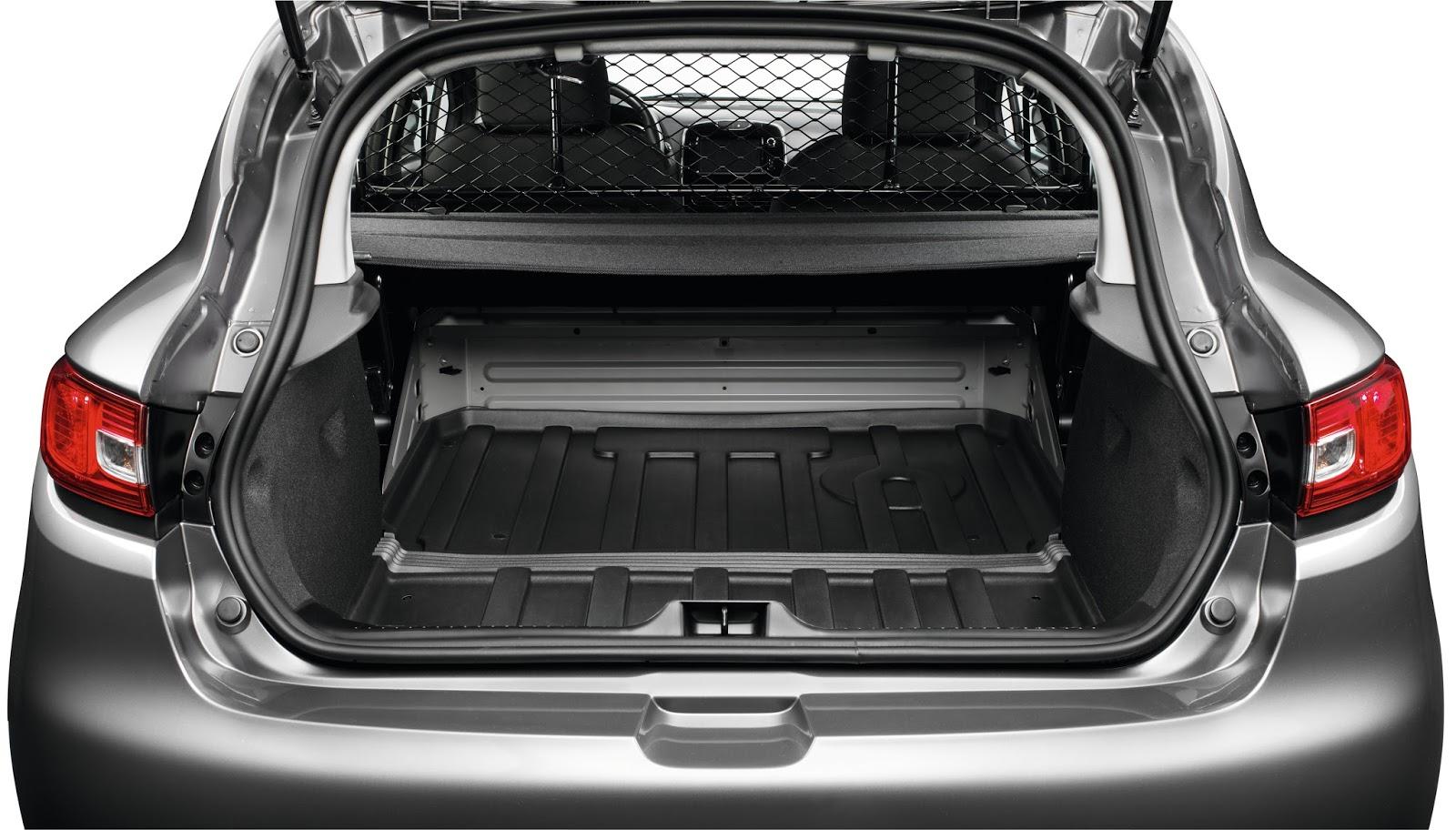 clio societe back Το επαγγελματικό Renault Clio Pro+ με νέο κινητήρα 1.5 dCi Euro6 και κατανάλωση 3,1lt/100km Hatchback, Renault, Renault Clio, Renault Clio Pro+, Επαγγελματικά