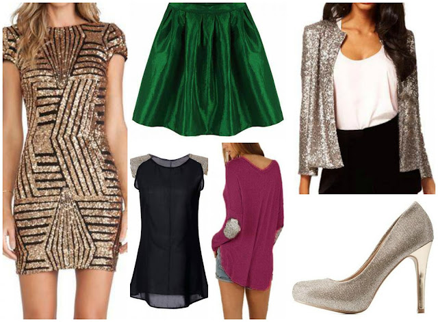 glam sequins and sparkle clothing
